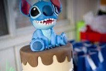 Decorated Cakes! / by Pastry Chef Beatriz Delgado