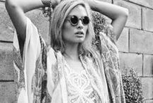 TREND WATCH: That 70's Show / Among all the retro prints, sepia colour palettes, floaty skirts and beaded jewellery, the 70's trend is reborn and back with a bang! http://www.charlotteswebuk.com/blogs/news/17791668-that-70s-show #Boho #1970 #Trend #Jewellery #Fashion #SS15 #Catwalk