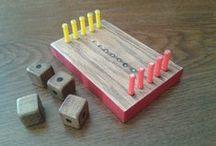 Plaisir d'Antan / Venez découvrir des jeux en bois atypique