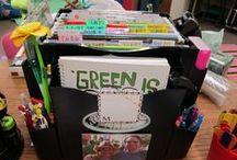 organizeing Ideas / by Sandy's Home school