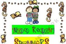 Reading & Litature  / by Sandy's Home school