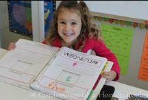 preschool / by Sandy's Home school