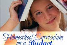 homeschool curriculum to get / by Sandy's Home school