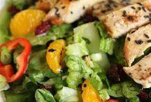 Salads / by Cheryl Hansen
