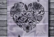Decorating / DIY Furniture restorations.  / by Carole N.