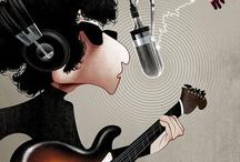 Musical Magic (See Boards II & III) / by Laura Levitan