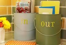 Organization / by Samantha Rogers