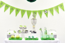 PARTY ♥ Soccer  / by Casa di Falcone
