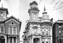 """Lost Detroit Mansions / Once called the """"Paris of the West""""."""