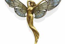 Art Nouveau/Art Deco / by Andrea Shook