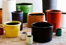 Robert Plumb Pots & Planters / The Robert Plumb range of pots and planters are available in terracotta, galvanised steel, timber and  mild steel.  Our terracotta and timber planters are highly customisable with different shapes, sizes and colours to choose from.  Our galvanised range also includes different colour options.