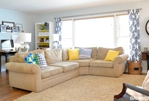 Living Room / by Michelle Brantley