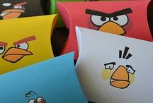 PARTY - Angry Birds