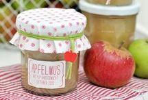 FOOD ♥ in a jar / by Casa di Falcone