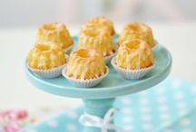 FOOD ♥ baking ideas / by Casa di Falcone