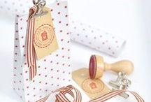 INSPIRATION ♥ wrap it / by Casa di Falcone