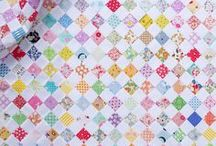 Patchwork & quilt / by Linna Morata