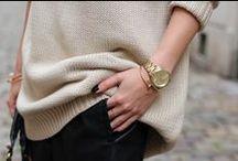 Fashion part 2 / Monochrome attire / by Johanna Cantu
