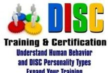 DISC Training and Assessments / Source for DISC personality reports and training programs and related products