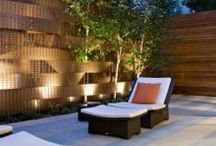 Outdoor Lighting / A collection of outdoor lighting ideas and inspiration. / by Robert Plumb Pty. Ltd.