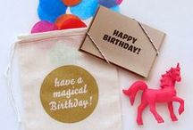 kids // birthdays