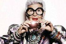 Style & Design Icon: Iris Apfel… / by Gloria de Lourdes Blalock (Méndez)