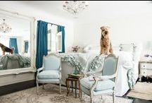 Jessica Simpson's Shabby Chic Home