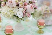 Tablescaping / tablescaping, layout, teaparty, dinner party
