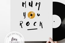 Seriously Rad Mother's Day Gift Ideas / Super cool, contemporary, rad, hip Mother's Day gifts for the modern mum.