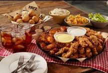 Sports/Tailgating / Fall + Football + Food = a Southern Saturday made, y'all!