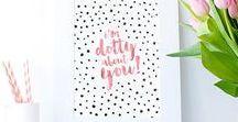 Mrs Best Printables / Digital Art Printables - Instant Download - Home Decor Prints, Nursery Prints for Girls and Boys
