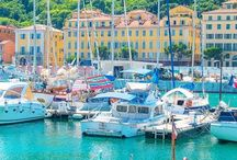 Nice, France and surroundings