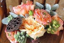 Floral, Bouquets, and Boutonnieres / by Karen @ Dixie Flapper Blog