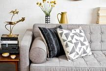 HOME // Interior Decor / by Liz Morrow Studios