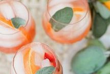 DINE // Drink Recipes / by Liz Morrow Studios