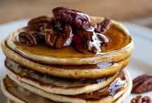 Perfect Pancakes / Here's some great pancake ideas we've seen at http://www.greatbritishchefs.com