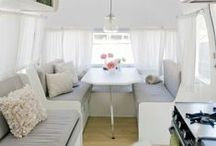 Glamping Inspiration / Glamping ideas | Camper and RV makeovers | Ideas for camping with babies and kids | Camping hacks | Camping storage | Camping recipes