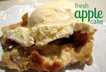 Eat, Drink & Be Merry / Recipes, food, drinks, cuisines, cakes, cookies, desserts, vegetables / by MaryRachel Yee