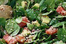 Soups & Salads / Soup & Salad Recipes