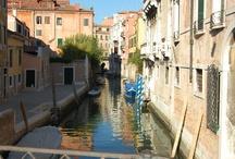 Vacation / Dit jaar gaan we naar Venetie. Is al jarenlang een wens. Misschien valt het tegen. Maar de zon zal er toch wel schijnen.