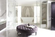 Interiors | Bathroom / by Vanessa Balinska | HUSH Design