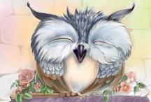 Owls / by Trina Porter