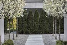 Exterior | Garden / by Vanessa Balinska | HUSH Design