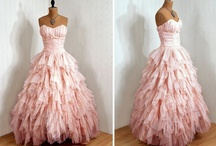 Pretty dresses..