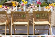 Baby Shower / by Kristin Holmes
