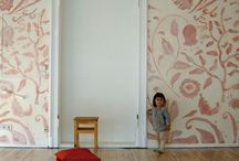 floors & walls / by Bella Ratcliffe