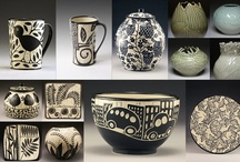 Ceramic: Sgraffito