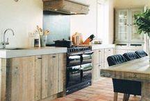 Houten keukens | maatwerk