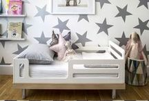 Savannah's Toddler Room / by Mina Brinkey