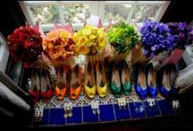 Wedding Bouquets + Florals